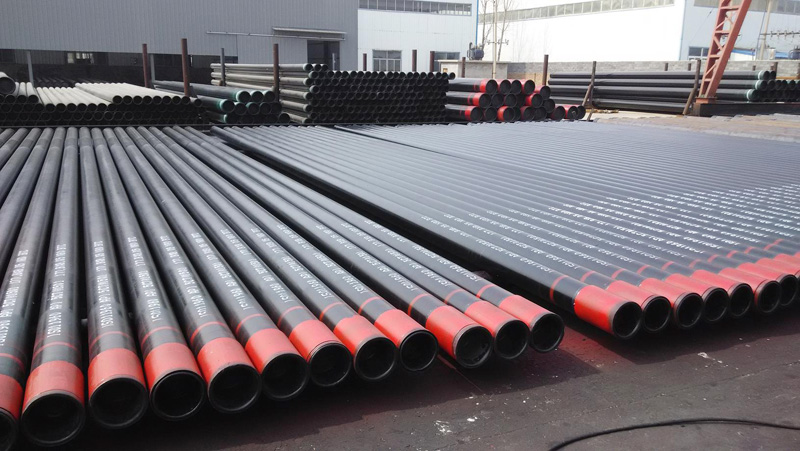 Our casing and tubing are approval of API 5CT standard